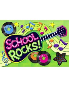 School Rocks Postcards