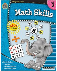Ready-Set-Learn: Math Skills Grade 3