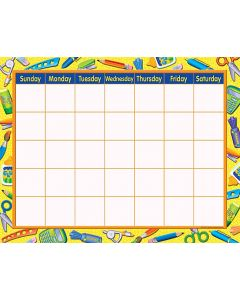 Tools for School Calendar Chart