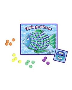 Fishing for Numbers Game