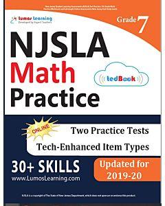 NJSLA Practice tedBook® - Grade 7 Math, Teacher Copy