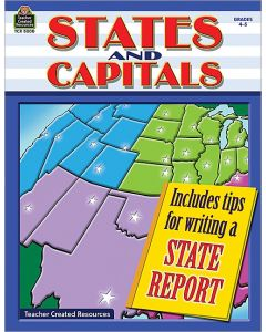 States and Capitals (Gr. 4-5)