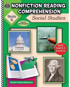 Nonfiction Reading Comprehension: Social Studies (Gr. 3)