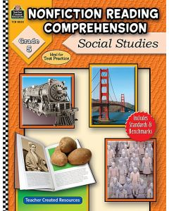 Nonfiction Reading Comprehension: Social Studies (Gr. 5)