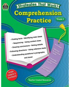Strategies that Work: Comprehension Practice (Gr. 3)