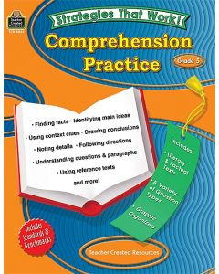Strategies that Work: Comprehension Practice (Gr. 5)