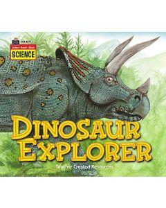 Listen-Read-Think Science: Dinosaur Explorer
