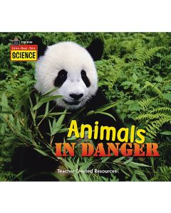 Listen-Read-Think Science: Animals in Danger
