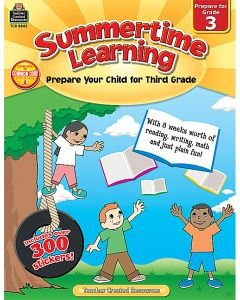 Summertime Learning Grade 3