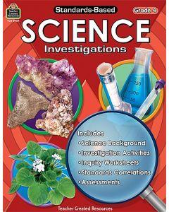 Standards-Based Science Investigations (Gr. 4)