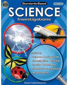 Standards-Based Science Investigations (Gr. 5)