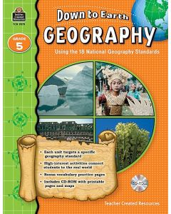 Down to Earth Geography (Gr. 5)