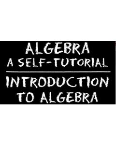 Algebra – Introduction