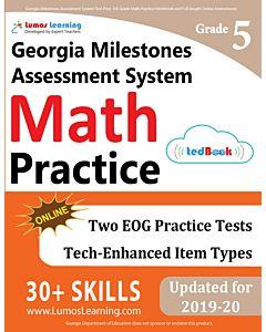 GMAS Practice tedBook® - Grade 5 Math, Teacher Copy