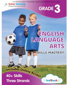 Skills Mastery tedBook ® - Grade 3 ELA, Teacher Copy