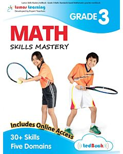 Skills Mastery tedBook® - Grade 3 Math, Teacher Copy