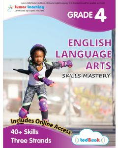 Skills Mastery tedBook ® - Grade 4 ELA, Teacher Copy