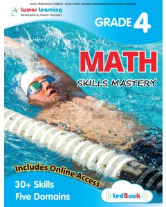 Skills Mastery tedBook® - Grade 4 Math, Teacher Copy