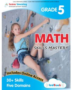 Skills Mastery tedBook® - Grade 5 Math, Teacher Copy