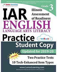 IAR Practice tedBook® - Grade 3 ELA, Student Copy