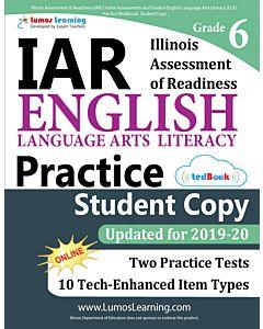 IAR Practice tedBook® - Grade 6 ELA, Student Copy