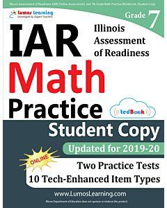 IAR Practice tedBook® - Grade 7 Math, Student Copy