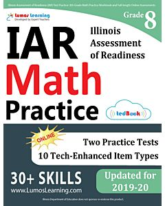 IAR Practice tedBook® - Grade 8 Math, Teacher Copy