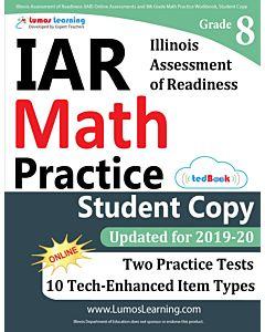 IAR Practice tedBook® - Grade 8 Math, Student Copy