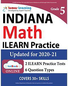 ILEARN Practice tedBook® - Grade 5 Math, Teacher Copy