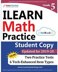 ILEARN Practice tedBook® - Grade 5 Math, Student Copy