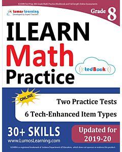 ILEARN Practice tedBook® - Grade 8 Math, Teacher Copy