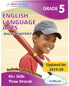 Skills Mastery tedBook ® - Grade 5 ELA, Teacher Copy