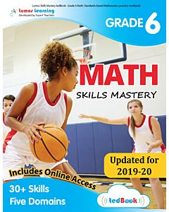 Skills Mastery tedBook® - Grade 6 Math, Teacher Copy