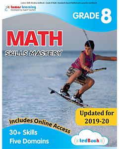 Skills Mastery tedBook ® - Grade 8 ELA, Teacher Copy