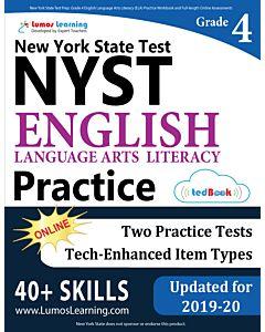 NYST Practice tedBook® - Grade 4 ELA, Teacher Copy
