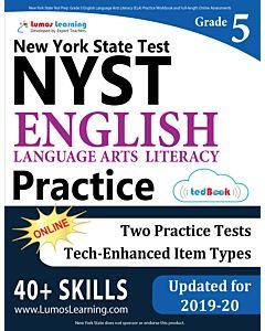 NYST Practice tedBook® - Grade 5 ELA, Teacher Copy