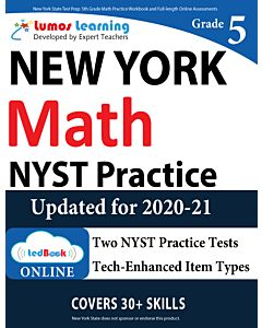 NYST Practice tedBook® - Grade 5 Math, Teacher Copy