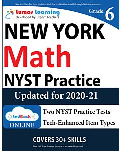 NYST Practice tedBook® - Grade 6 Math, Teacher Copy