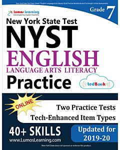 NYST Practice tedBook® - Grade 7 ELA, Teacher Copy