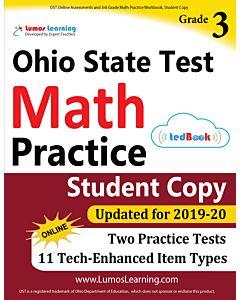 OST Practice tedBook® - Grade 3 Math, Student Copy