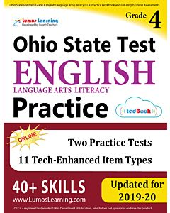 OST Practice tedBook® - Grade 4 ELA, Teacher Copy