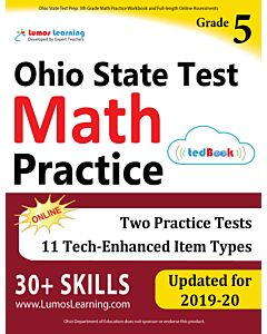 OST Practice tedBook® - Grade 5 Math, Teacher Copy