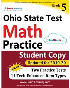OST Practice tedBook® - Grade 5 Math, Student Copy
