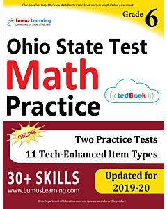 OST Practice tedBook® - Grade 6 Math, Teacher Copy