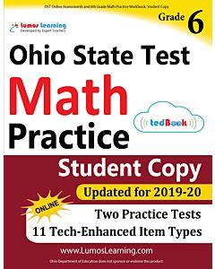 OST Practice tedBook® - Grade 6 Math, Student Copy