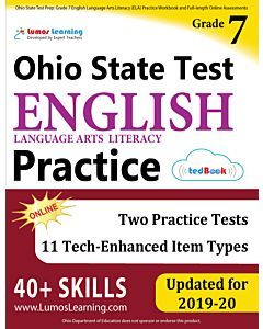 OST Practice tedBook® - Grade 7 ELA, Teacher Copy