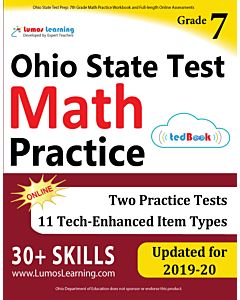 OST Practice tedBook® - Grade 7 Math, Teacher Copy