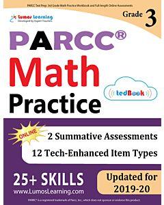 PARCC Practice tedBook® - Grade 3 Math, Teacher Copy