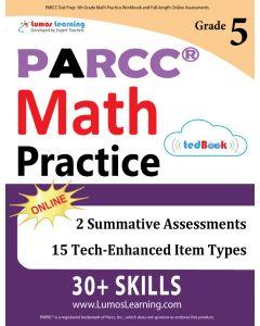 PARCC Practice tedBook® - Grade 5 Math, Teacher Copy