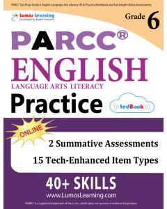 PARCC Practice tedBook® - Grade 6 ELA, Teacher Copy